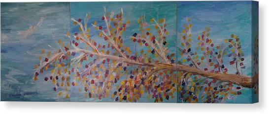 Fall Canvas Print by Jessie Nolan