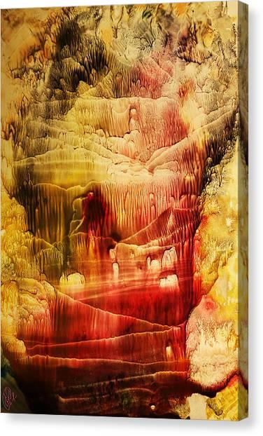 Underwater Caves Canvas Print - Fall' by Kseniia Perkinson