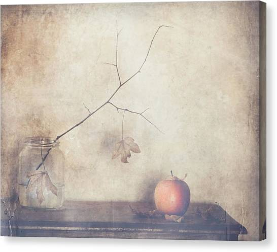 Autumn Leaves Canvas Print - Fall, Leaves, Fall by Artistname