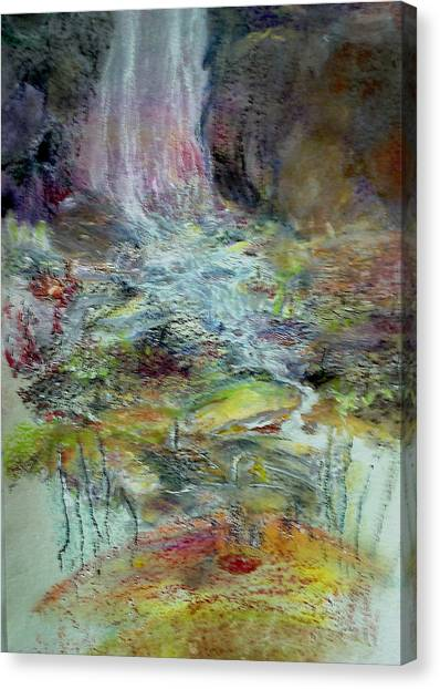 Fall  Three Canvas Print