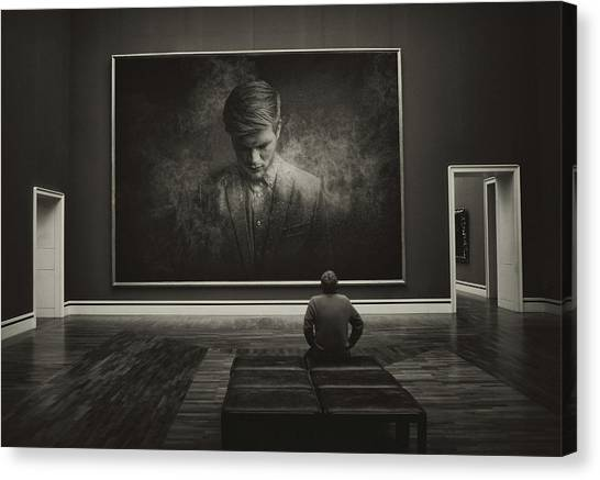 Museums Canvas Print - Farina Tipo 00 by Raphael Guarino