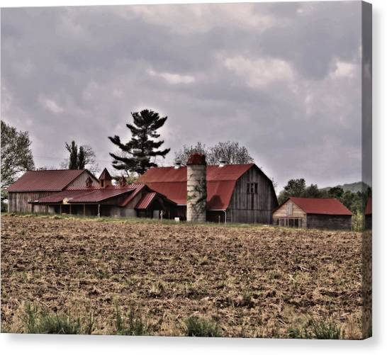 Farm 2 Canvas Print