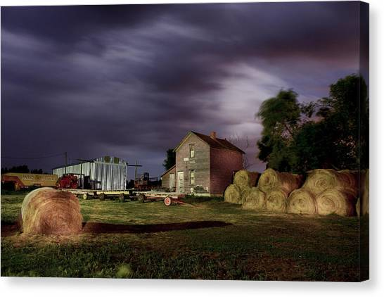 Harvest Moon Canvas Prints (Page #19 of 35) | Fine Art America