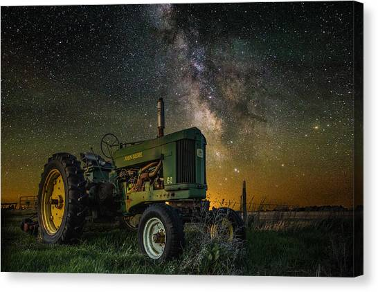 Farming The Rift 3 Canvas Print