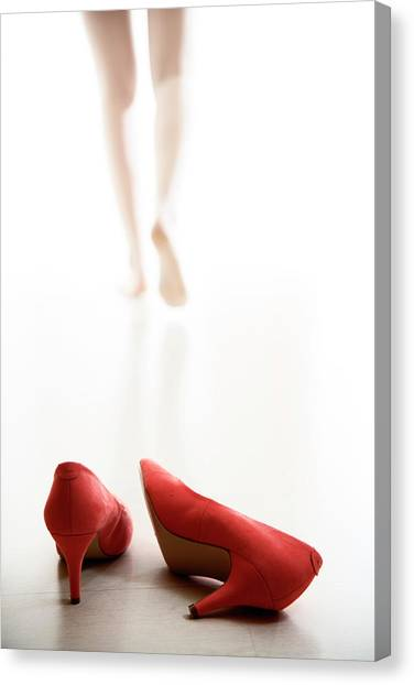 Fashion Canvas Print - Fashion by