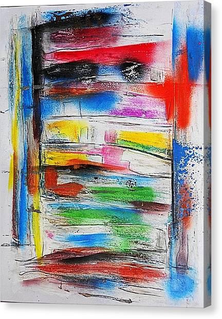 Fd260 Canvas Print by Ulrich De Balbian