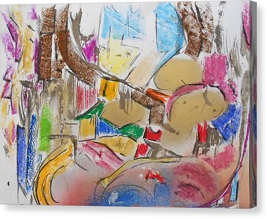 Fd275 Canvas Print by Ulrich De Balbian