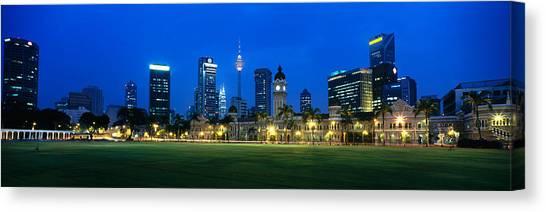 Secretariat Canvas Print - Federal Secretariat Kuala Lumpur by Panoramic Images