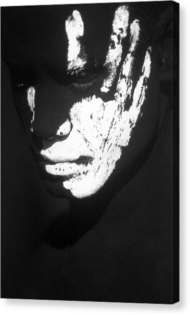 Feel Canvas Print by Filippo Ioco