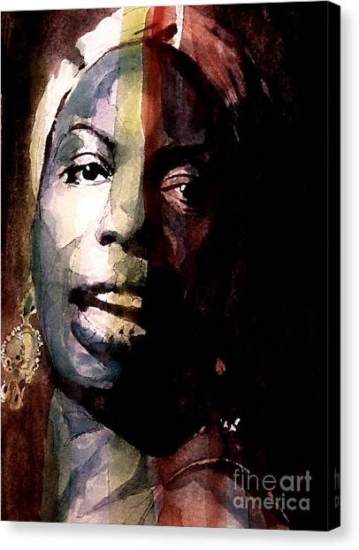 Icon Canvas Print - Felling Good  by Paul Lovering