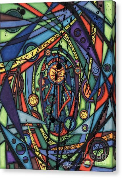 Female Spirituality  Canvas Print