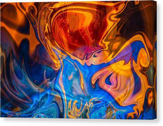 Witkowski Canvas Print - Fever Dreams by Omaste Witkowski