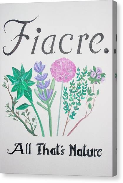 Fiacre Canvas Print