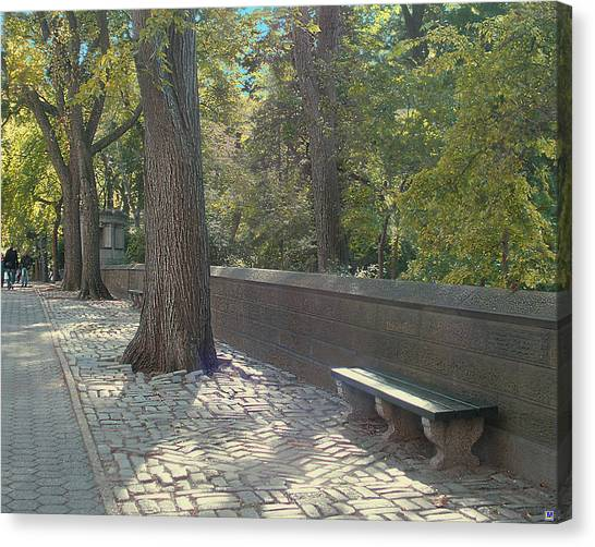Afternoon Stroll Canvas Prints (Page #2 of 4) | Fine Art America