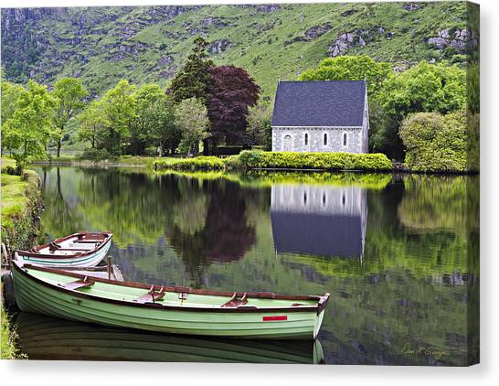 Finbarr's Retreat Canvas Print