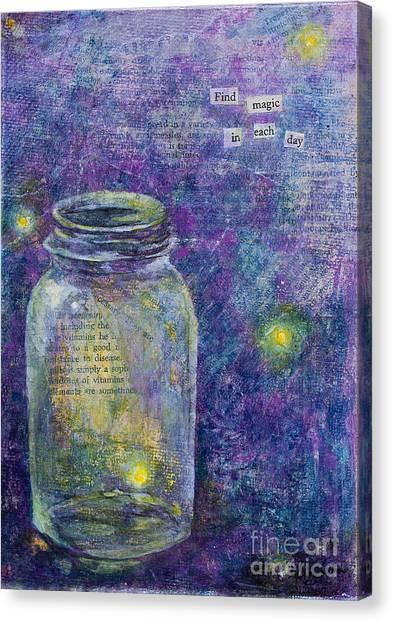 Find Magic Canvas Print
