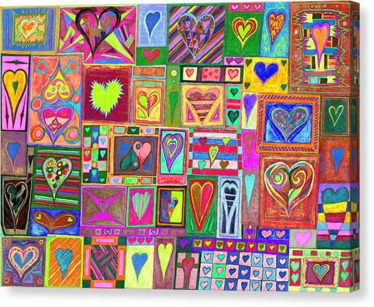 find U'r love found v6 Canvas Print