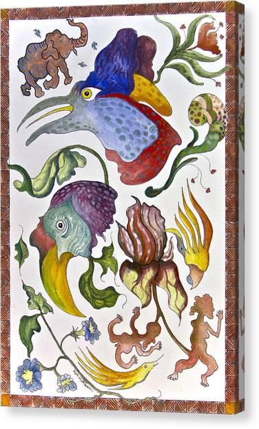 Finding Eden Canvas Print