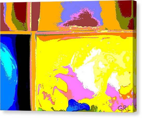 Fine Art Digital Print N1c 2 Canvas Print