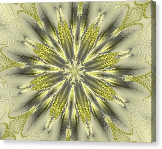 Finer Life Kaleidoscope Canvas Print