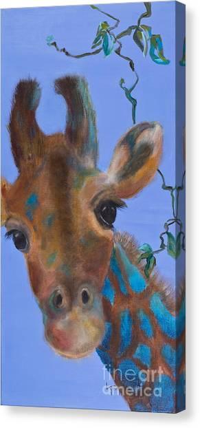 Fiona Canvas Print by Lynn Rattray
