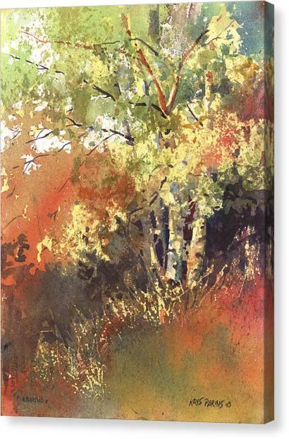 Fire Season Canvas Print