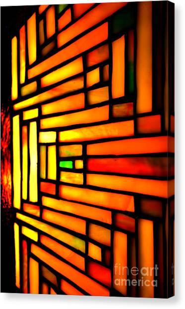 Firewall Canvas Print