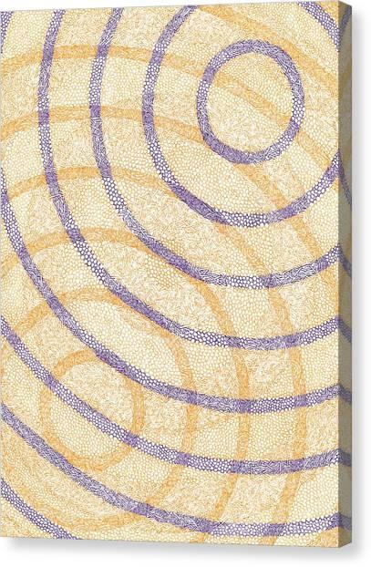 Firmamentals Canvas Print by William Burns