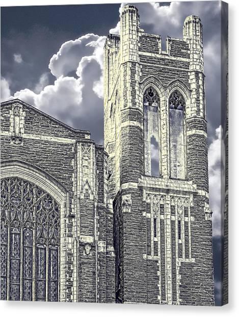 First Congregational Canvas Print