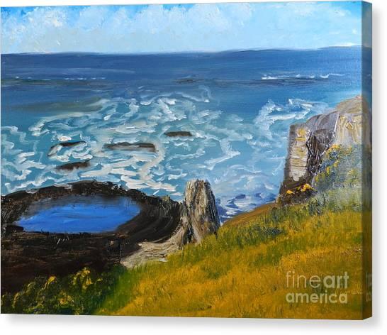Flagstaff Point  Canvas Print