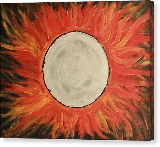 Flamboyance Canvas Print