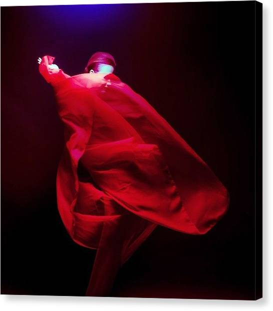 Flamenco Canvas Print - Flamenco #secondeye by Nirupam Biswas