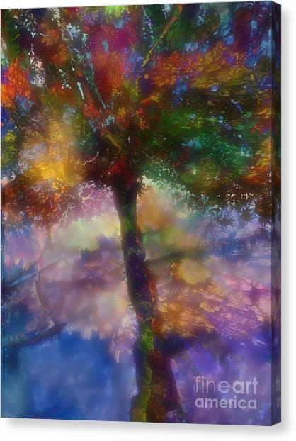 Flavours Of Autumn Canvas Print