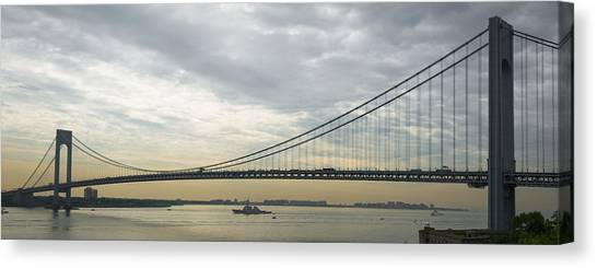 Fleet Week 2014 Nyc Canvas Print