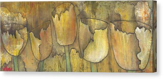 'floral Fruition' Canvas Print