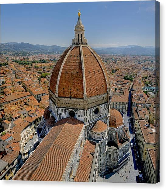 Florence Cathedral Canvas Print by Patrick Jacquet