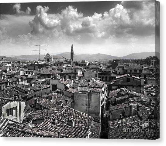 Florence Italy - 01 Canvas Print