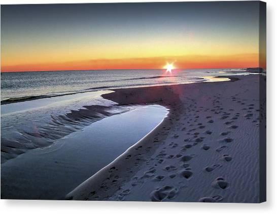 Florida Beach 06 Canvas Print