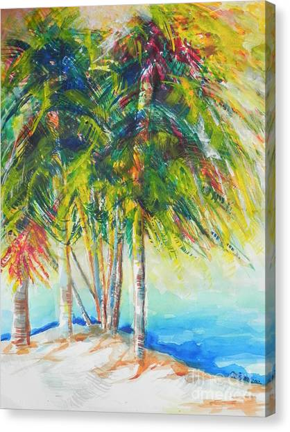 Florida Inspiration  Canvas Print