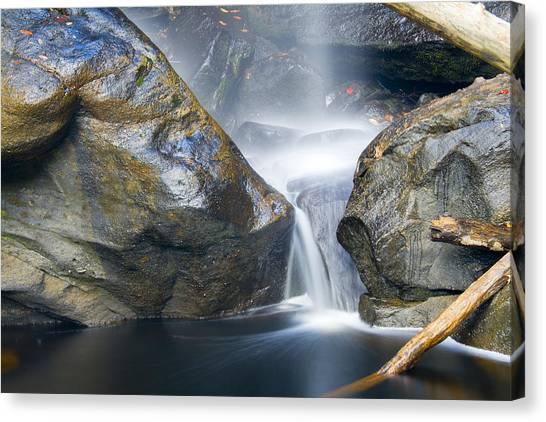 Angel Falls Canvas Print - Flow by Alexey Stiop