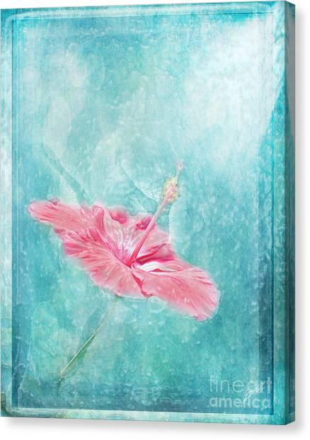 Flower Dancer Canvas Print
