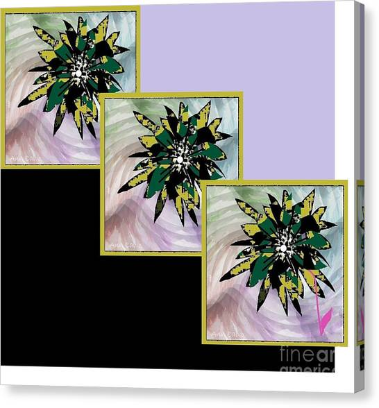 Flower Time Canvas Print