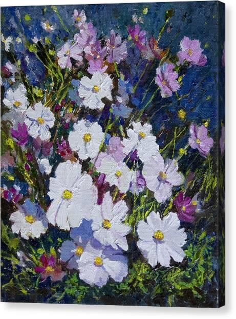 Flower_01 Canvas Print