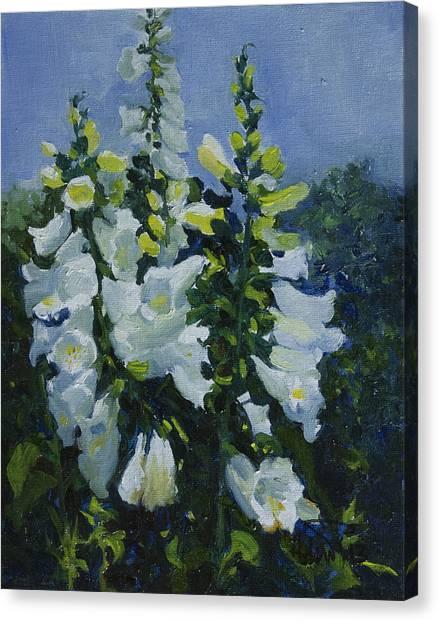 Flower_02 Canvas Print
