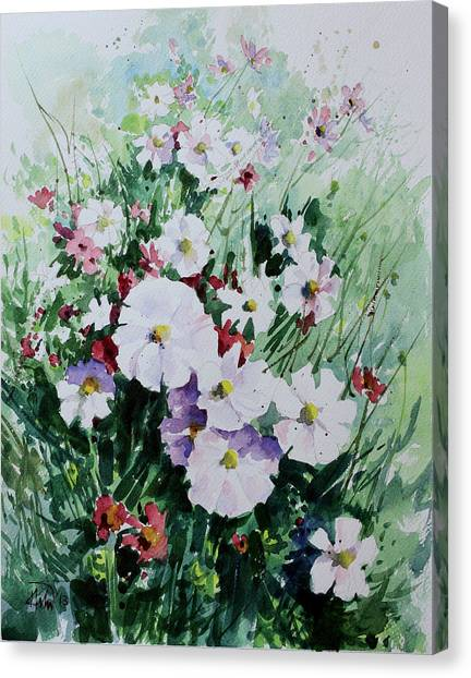 Flower_05 Canvas Print