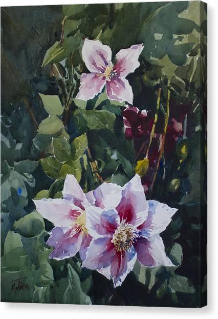 Flower_07 Canvas Print