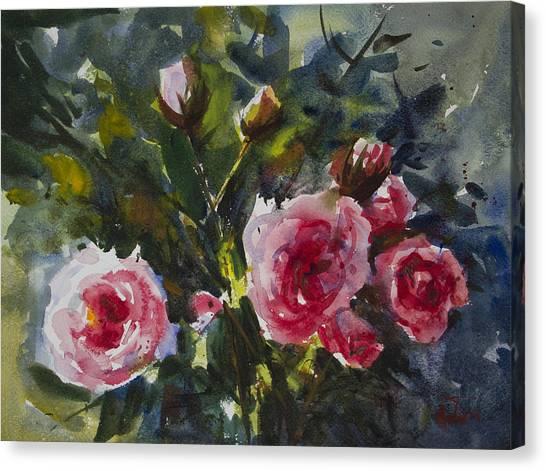 Flower_08 Canvas Print