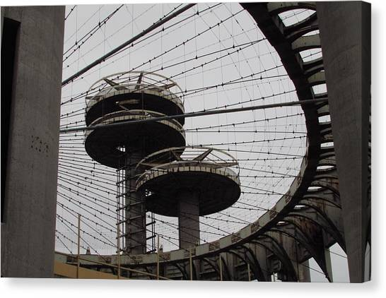 Flushing Meadows - 10 Canvas Print
