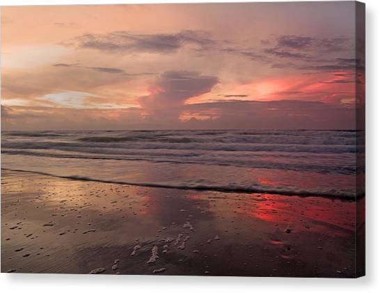 Tumbling Canvas Print - For An Eternity by Betsy Knapp