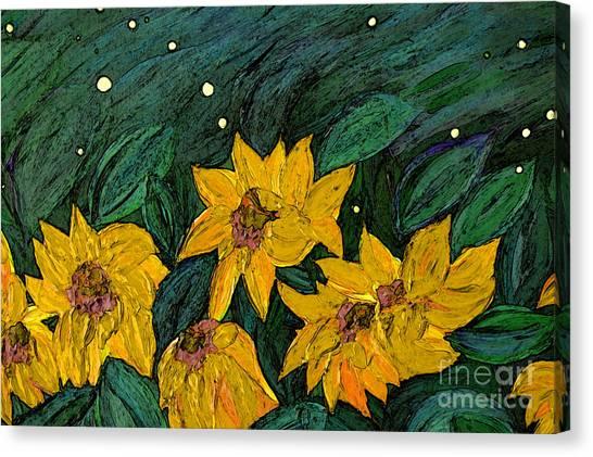 For Vincent By Jrr Canvas Print